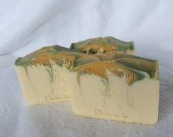 Rosemary Lemon Handmade Soap