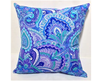 "Decorative pillow, ""Mandala"", internal pillow + pillowcase, decorative pillow + cover"