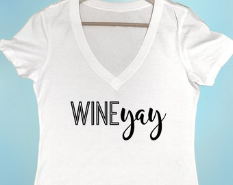 WINEyay T-shirt Women's T-shirt