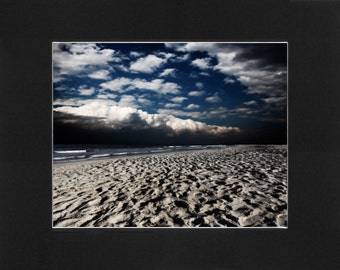 """Custom Matted Print 0110. """"Jersey Shore"""" - Collectable Photographic Artwork. (11"""" x 14"""")"""