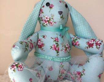 Tiffany Bunny Cotton Soft Toys For Baby Decor