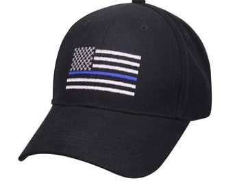 Blue Line Cap