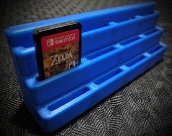Nintendo Switch Game Cartridge Display