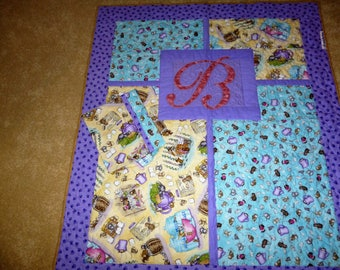B is for Baby Quilt