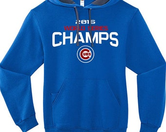 FREE SHIPPING! - The 2016 Chicago Cubs World Series Champions Pullover Hoodie