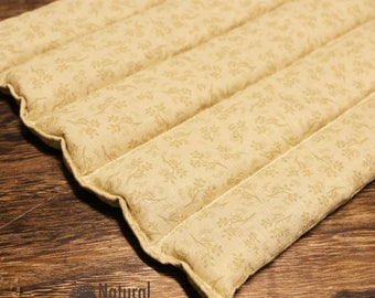 Peppermint Aromatherapy Handmade Pillow (Flax Seed)