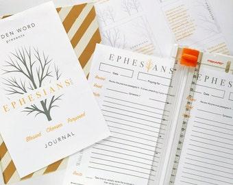 Ephesians 1 MINI COMBO: Memory Cards & Mini Journal