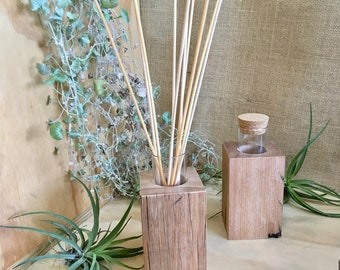 Recycled Hardwood Reed Diffuser