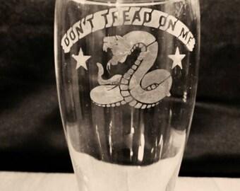Fancy Beer Glass