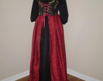 Renaissance/medieval overdress