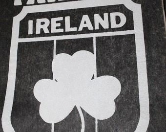 Made In Ireland - White Heat Transfer