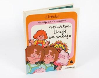 Vintage children's books-Jimmy Bryan, John