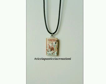 "Handmad Necklace ""Fairy Tail"""