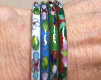 Vintage Porceline bracelets
