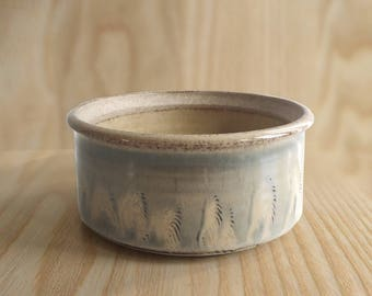 Stoneware Catch-All Bowl