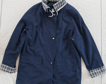 Vintage Jacket with Hood