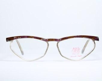NOUVELLE LIGNE Vintage Brille Eyeglasses Lunettes Occhiali Gafas SWING 11 Frame Germany