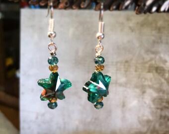 "Starfish Earrings- ""Dawn"""
