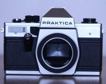 1984 Praktica Nova 2 SLR Camera body only