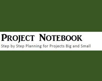 Project Notebook - Large