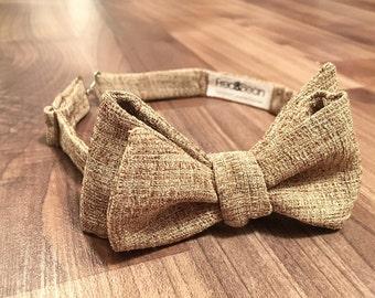 Shredded Wheat Bow Tie