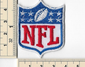 Nfl iron on patches Etsy