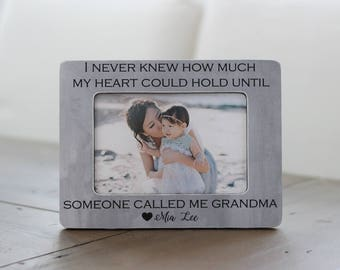 Personalized Mother's Day Gift for Grandmother | Grandma Gift | Mothers Day Gift | Gift for Grandma | Someone Called Me Grandma Quote