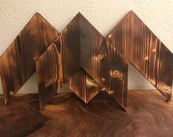 Rustic Chevron Arrows (Set of 3)