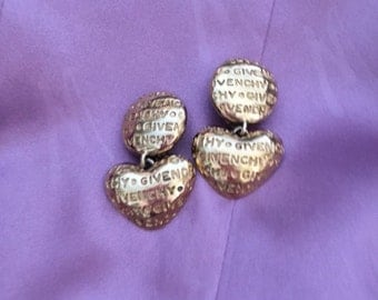 Vintage Givenchy Earrings