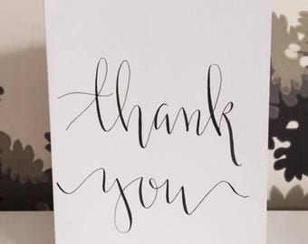 thank you cards (8x)