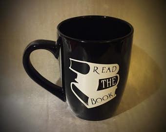 Phish Read the Book Coffee Mug