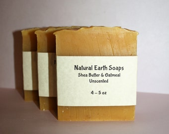 FREE SHIPPING Shea Butter & Oatmeal, Unscented