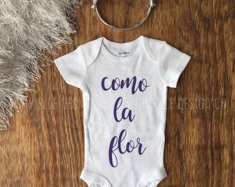 Baby Shower Gift, First Birthday Gift, Selena Quintanilla, Custom Baby Gift,Baby Girl Shirt,Baby Girl Clothes, Baby Girl Outfit, Baby Outfit