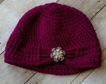 1920's Jewel hat