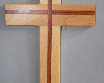 Wooden Cross 5073