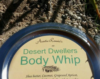 Desert Dwellers Body Whip