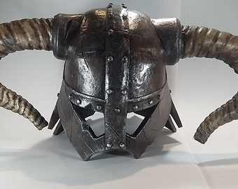 Iron Helmet Replica, Skyrim