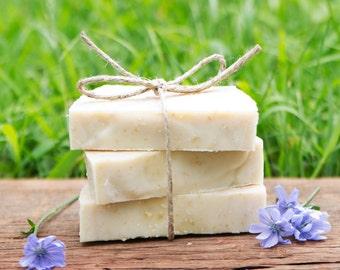 Oats, Milk, and Honey Soap