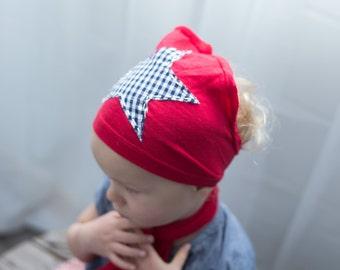 Headbon - Baby/Toddler Headband with Star Appliqué