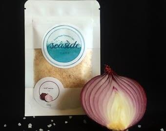 Red Onion Salt