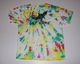 Hippie's Love Tie Dye T-shirt