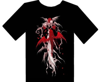 Custom fairy t shirt