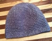 Sparkly Slouchy Hat, crochet beanie, crochet hat, crochet slouch, hat, beanie, slouch