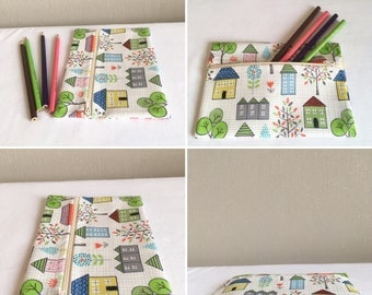 Pencil case/ Makeup bag /organiser  JWORG JW