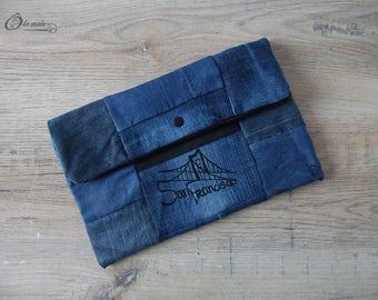 Saca hand/Pocket San Francisco - Collection Black & Jeans