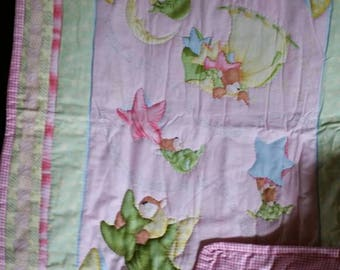 Moonbeam Baby Quilt