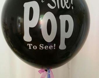 Gender Reveal / Baby Shower Giant Balloon