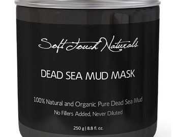 Soft Touch Naturals Dead Sea Mud Mask