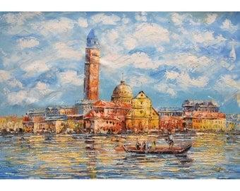 "Painting ""Venice, San Marco"