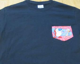 Ren and Stimpy Pocket T-shirt